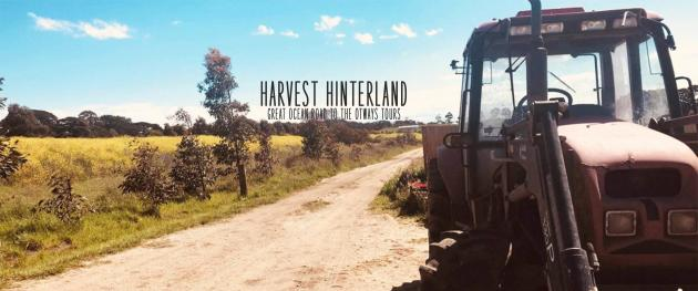 HARVEST HINTERLAND Local Produce Day Tour