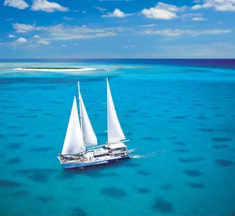 Ocean Spirit Michaelmas Cay Cruise