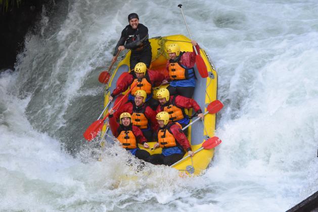 Kaituna Whitewater Rafting - Grade 5