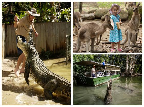 Hartley's Crocodile Adventure - DEPARTS CAIRNS