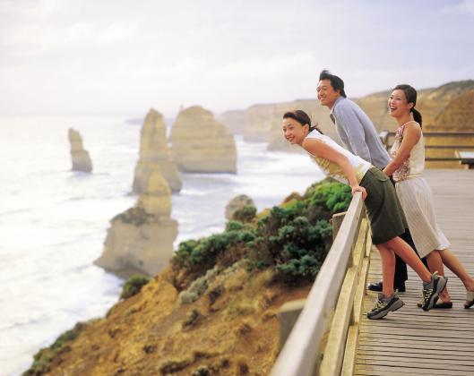 Great Ocean Road Adventure, Original ex Melbourne