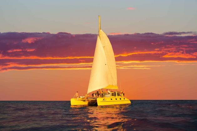 Fremantle Twilight Sailing