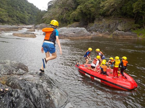 Family Introductory Rafting