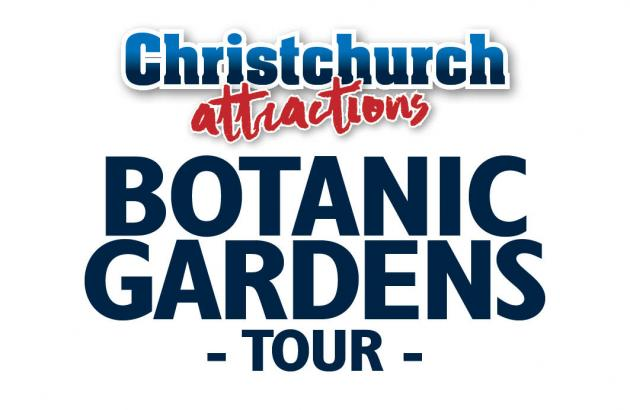 Christchurch Attractions - Botanic Gardens Tour