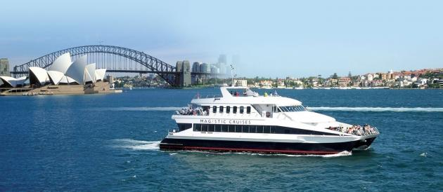 Hunter Valley Trip & Sydney Harbour Cruise