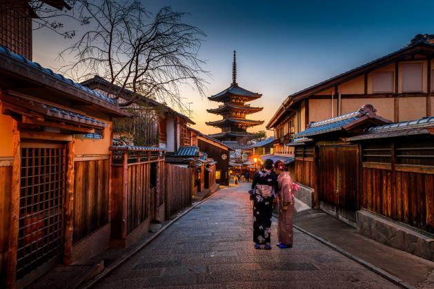 Japan 14-Day Adventure Tour