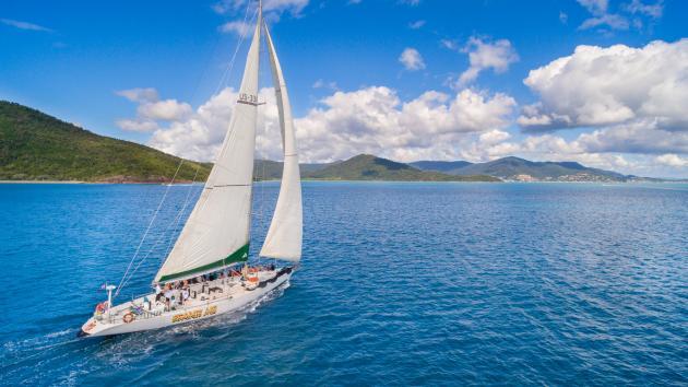 Spank Me - Whitsundays Sailing