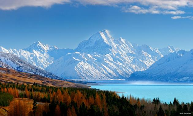 Mt Cook Small Group Adventure Tour from Queenstown