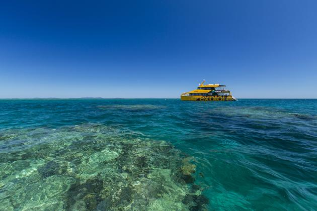 Certified Scuba Diving at the Great Barrier Reef
