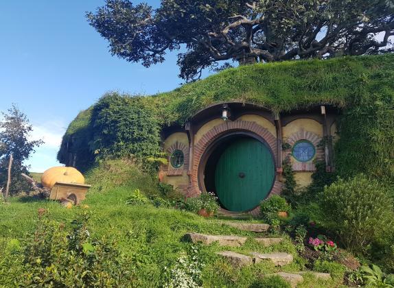 FlexiToursNZ: HF3 Hobbiton Rotorua and Waitomo Caves