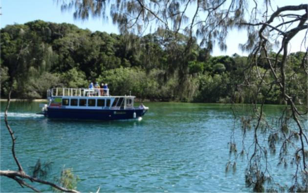 Eco Rainforest River Cruises - Sunset Cruise