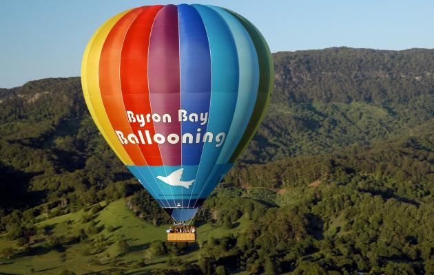 CLOSED UFN DUE TO COVID-19 Skydive and Byron Bay ballooning package