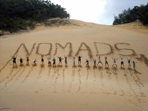 Nomads 3d/2n 4WD self-drive departing Noosa (no pre & post accommodation at Nomads Noosa)