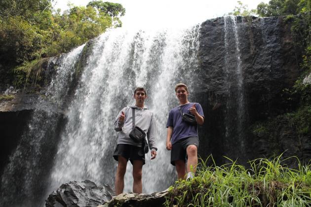 Atherton Tablelands Waterfalls Day Tour