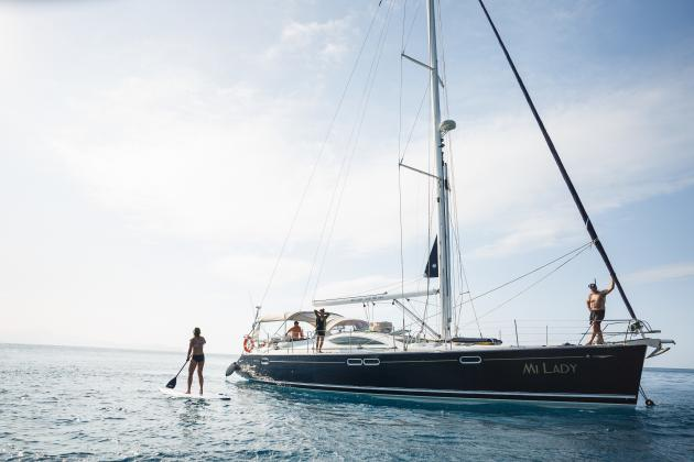 MiLady 3 D 3 N Private Charter