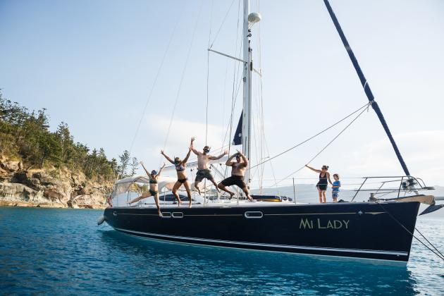 MiLady 2 D 2 N Private Charter