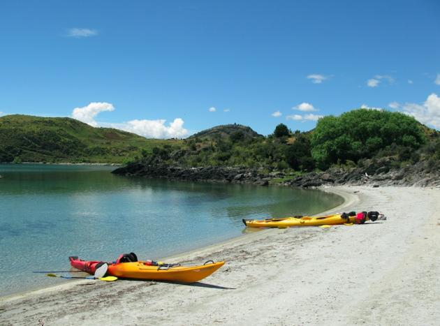 The Mission - Self Guided Kayaking Tour
