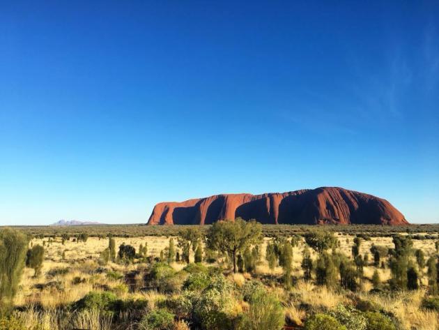 Uluru Adventure - Basix