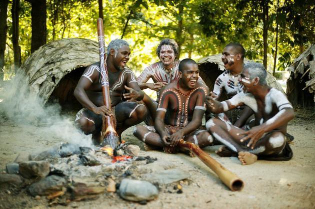1 day Kuranda - Skyrail + Scenic Railway + Tjapukai Aboriginal Cultural Park BUDGET TOUR