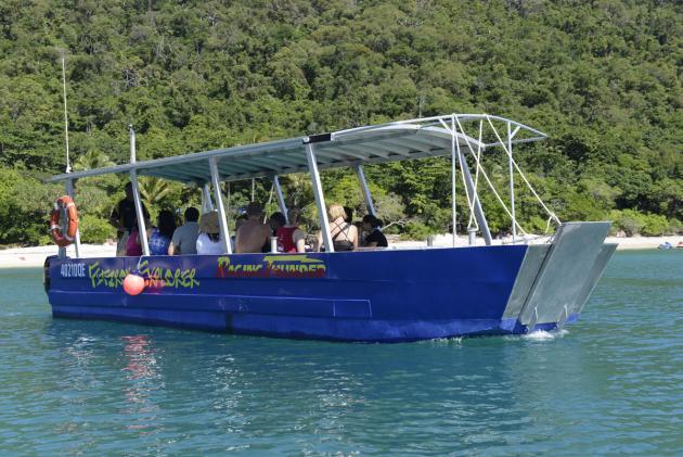 Fitzroy Activity Pass 1 - Glass Bottom Boat