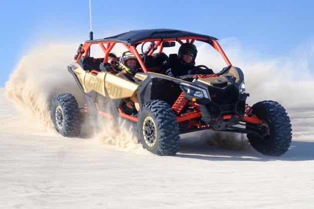Dune Buggy- Adrenaline Tour