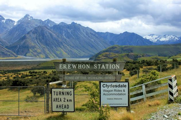 Lord of the Rings High Country Station Pioneering Experience & Scenic Day Tour from Christchurch (with optional Clydesdale Horses Wagon Ride)