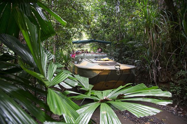 Rainforestation Nature Park including Scenic Rail, Kuranda & Skyrail