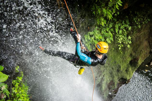 Kalimudah - Discovery Canyoning Tour