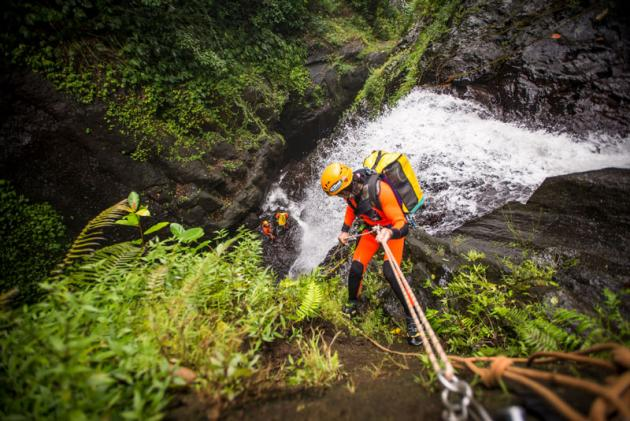 KK Discovery - Value Canyoning Tour