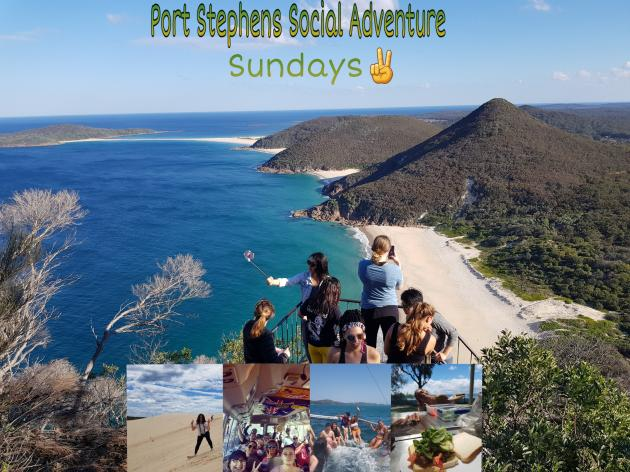 Sunday Funday at Port Stephens
