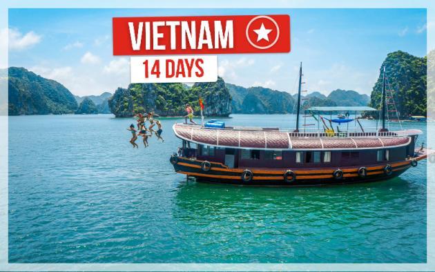Ultimate Vietnam - Departures Every Week
