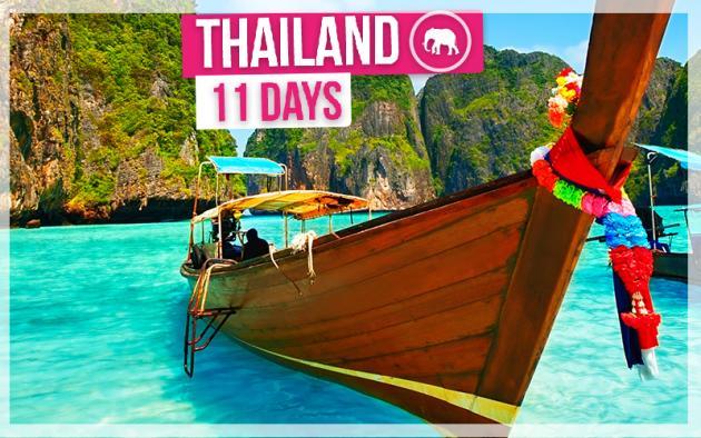 Ultimate Thailand - Departures Every Week