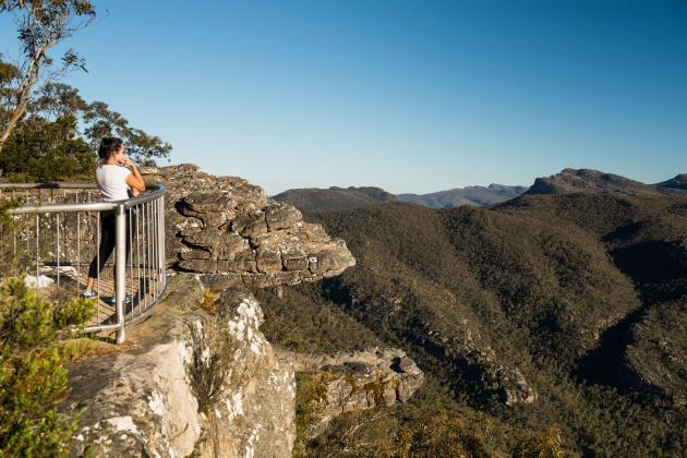 Great Ocean Road & Grampians Overnight Tour One-Way to Adelaide