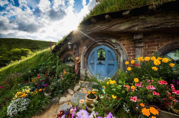 Hobbiton Movie Set Small Group Tour from Auckland