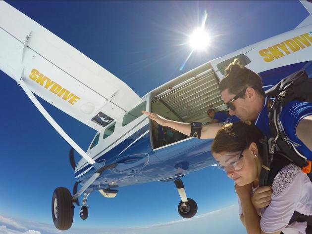 1300SKYDIVE-Sydney: Tandem Skydive