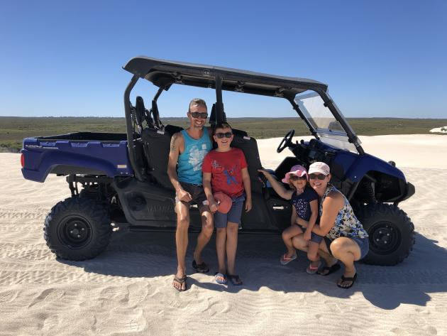 Dune Buggy- Scenic Tour - 30 min