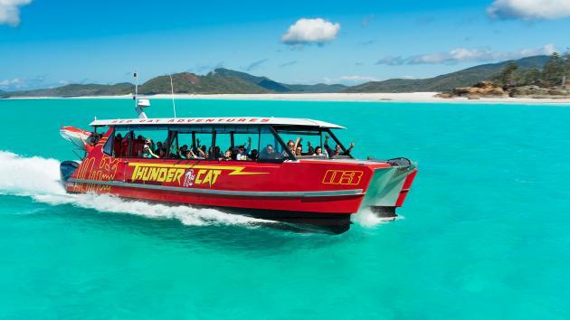 Thundercat Whitsunday Islands Adventure