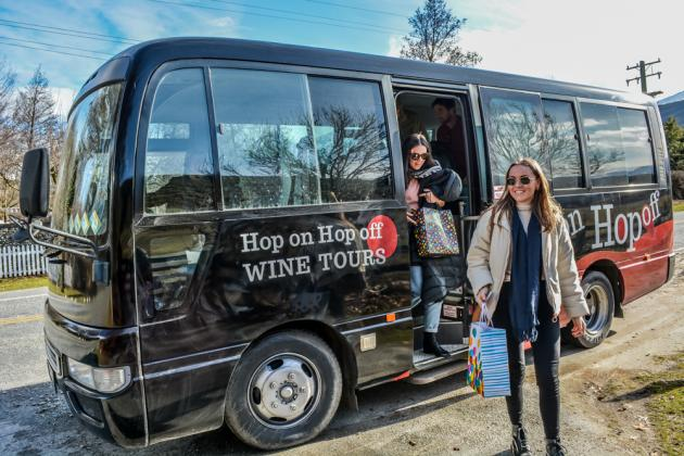 Hop on Hop off Wine Tours Queenstown