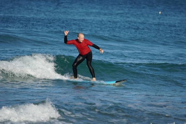 Group Surfing Lesson 2 Day