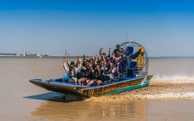 Darwin Airboat Tour