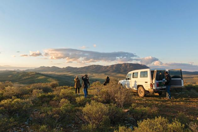 Flinders Ranges & Eyre Peninsula Tour