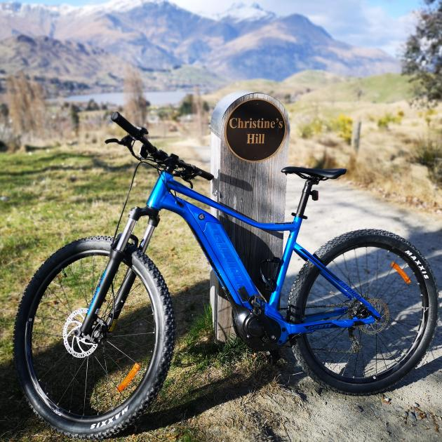 E-Bike Hire (Giant Fathom E+3 - 2020) Queenstown
