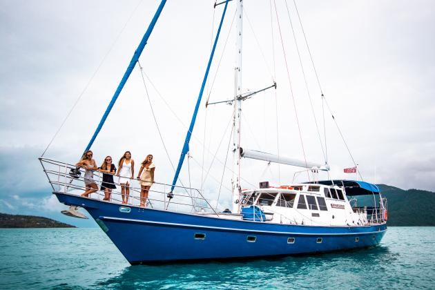 Luxury 2 Island Day Sail and Snorkel