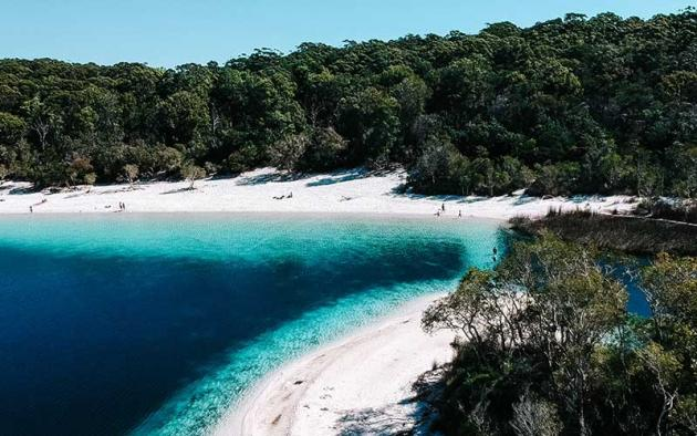 *Not currently operating due to COVID-19* Fraser Island 3 Day / 2 Night Lodge Tour via Hervey Bay