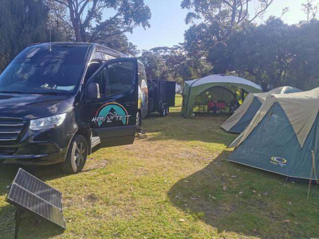 3 Day Grampians and Great Ocean Road Campout