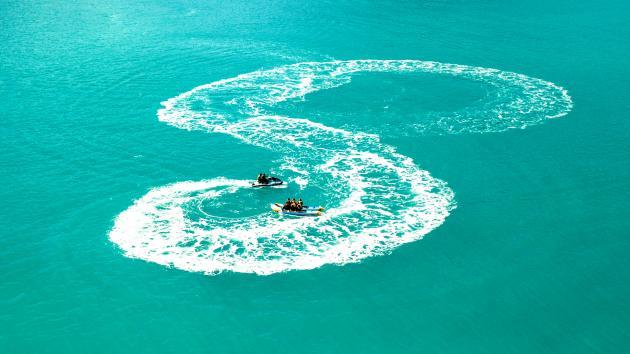 Jet Boat & Banana Boat Ultimate Combo!