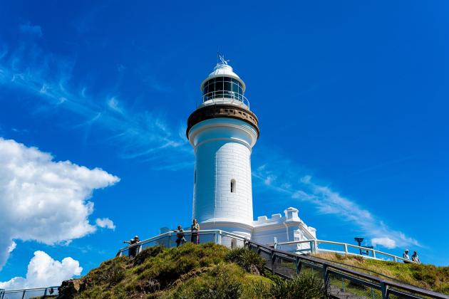 Byron Bay and Point Danger Day Tour