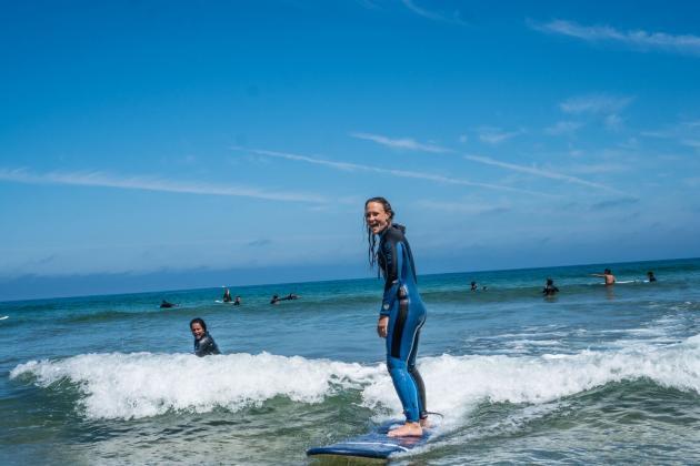 City Surf & Yoga Trip